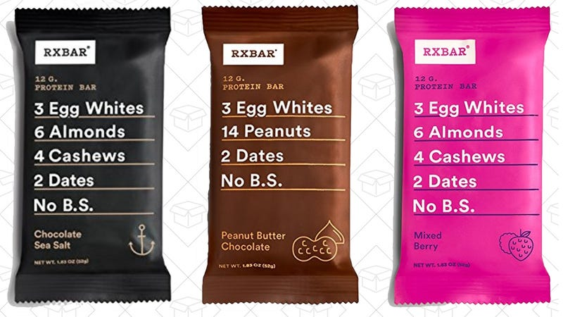 FREE RXBAR   Amazon   Promo code RXFREESAMPLE   Plus $2 credit on future granola or nutrition bar purchase