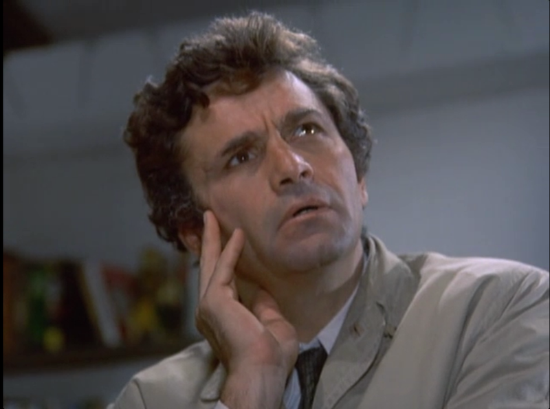 Illustration for article titled Columbo is Effin' Awesome