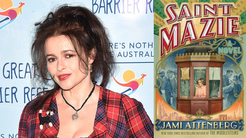 Illustration for article titled Helena Bonham Carter to Produce and Star in Miniseries Based on the Life of Mazie Gordon-Phillips