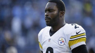 Quarterback Michael Vick of the Pittsburgh SteelersJeff Gross/Getty Images