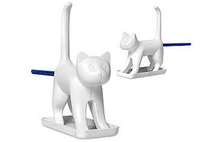 Illustration for article titled Cat's Arse Pencil Sharpener: Don't Tell the SPCA