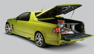 Illustration for article titled HSV Maloo R8 Ute On Sale In Oz