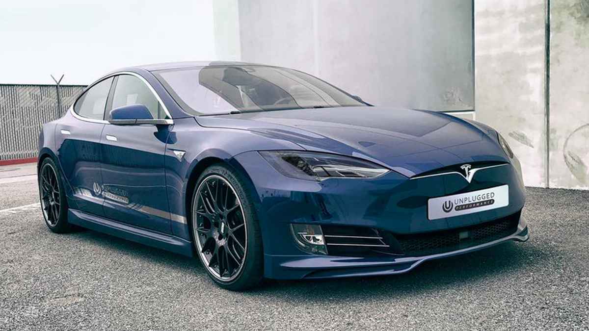 This Aftermarket Fascia Will Keep Your Old Tesla Model S