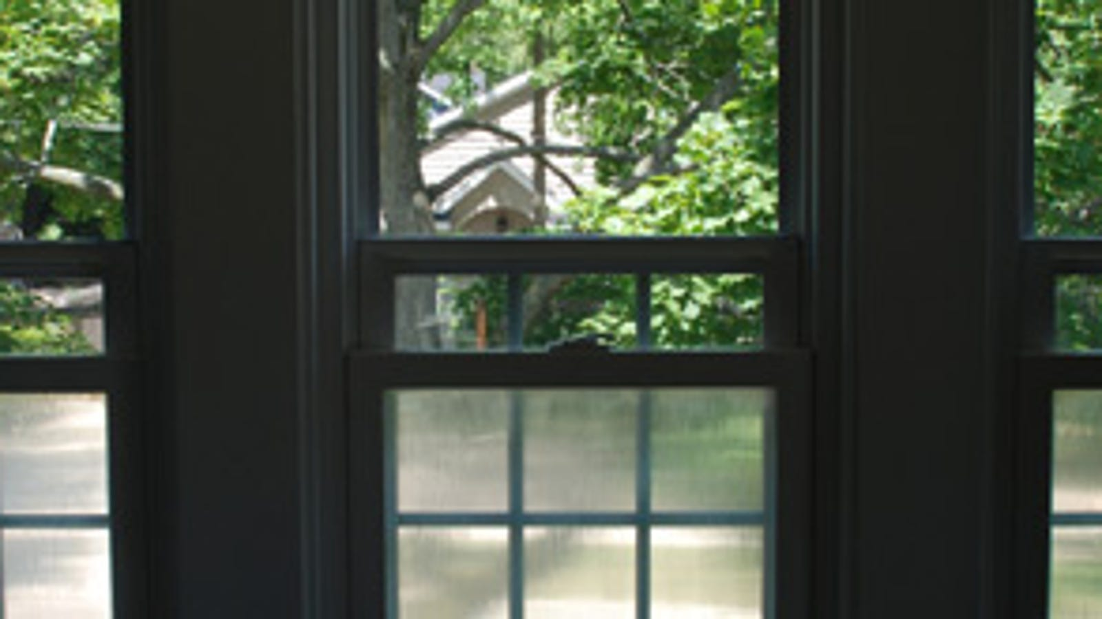 Increase Your Privacy With 16 Diy Window Frosting