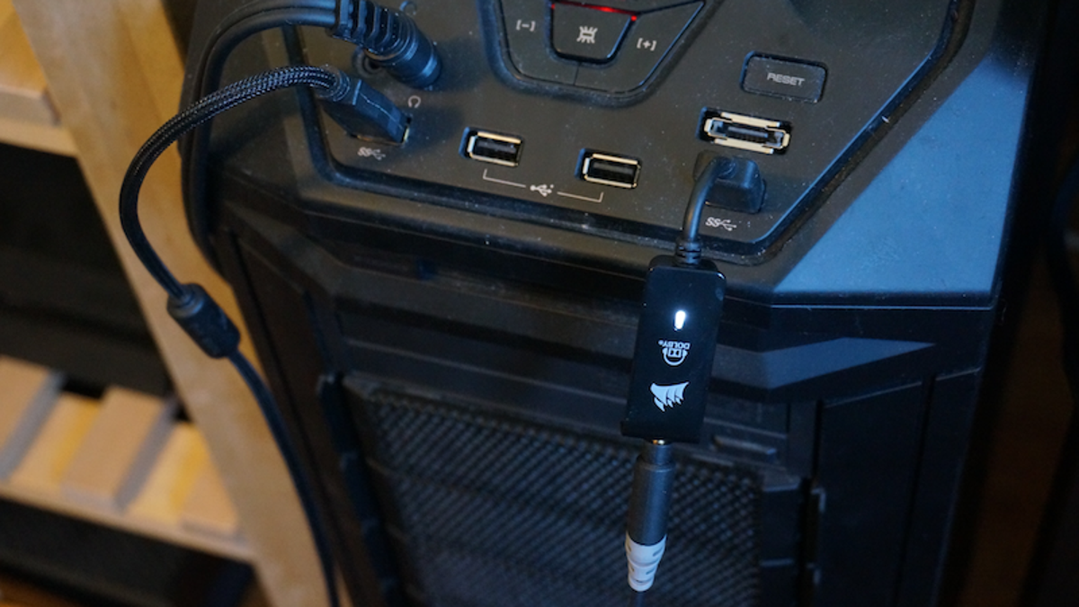 Corsair Void USB Surround Headset Review: Solid Audio