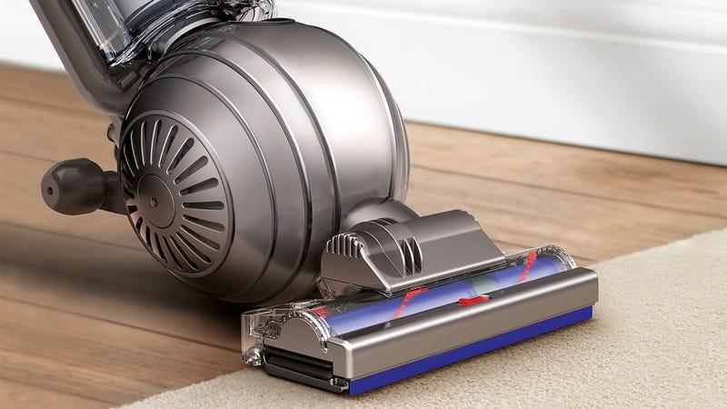 Illustration for article titled Dyson perfecciona el aspirador eliminando por fin los filtros