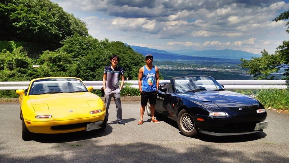 Japans Real Life Initial D Car Scene Isnt What You Think