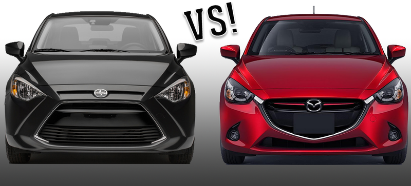 Illustration for article titled What Did They Change Anyway? Scion iA vs. Mazda 2