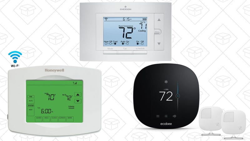 Smart Thermostat Sale