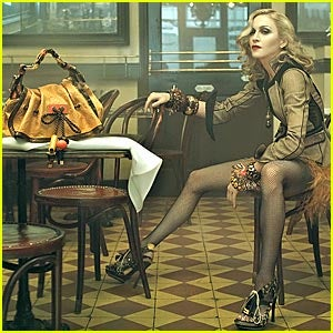 Illustration for article titled Is Madonna's Louis Vuitton Ad Worth The Hype?
