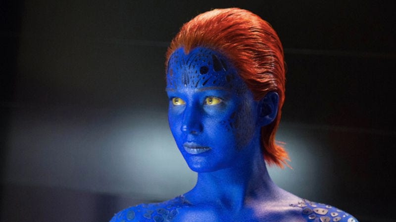 Illustration for article titled X-Men: Apocalypse will recognize that people like Jennifer Lawrence