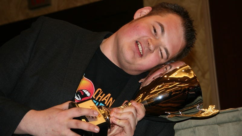 Woods, pictured winning Grand Prix Orlando in 2012 | Image: Wizards of the Coast
