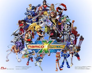 Illustration for article titled Rumor: Namco vs Capcom, Capcom vs Namco In Development