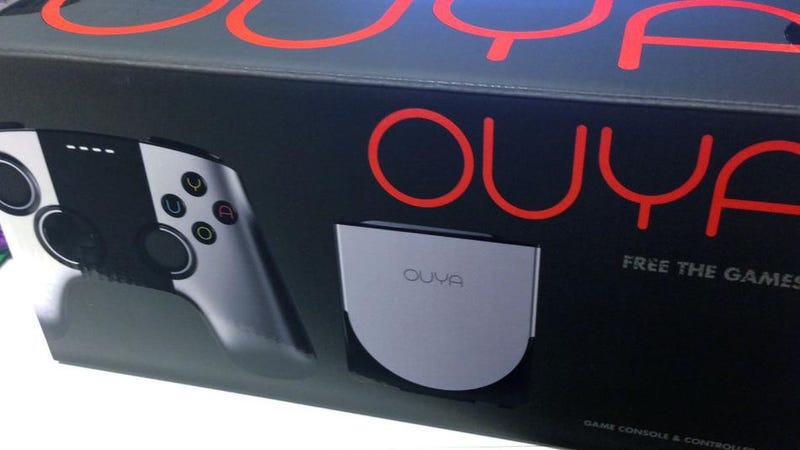 Illustration for article titled Late Deliveries to Ouya's Backers Cast a Shadow Over Console's Launch