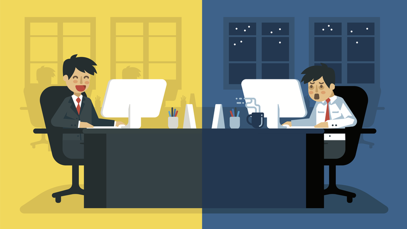 Illustration for article titled How Being Tired Affects Your Thinking and Performance