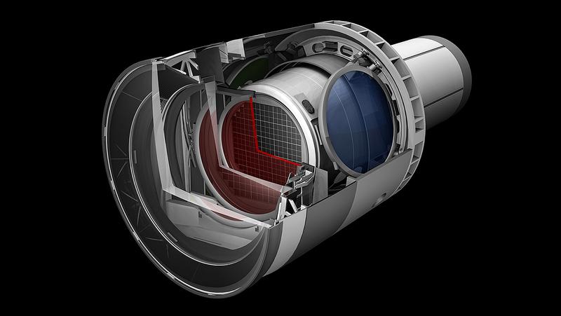 La cámara más potente del mundo: 3.200 megapíxeles y un cuerpo de 3 toneladas