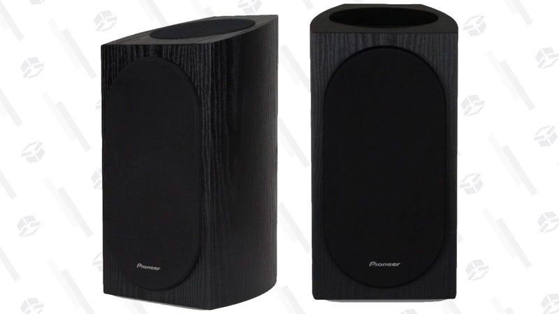 Pioneer Andrew Jones Dolby Atmos Speaker Pair | $200 | MassDrop