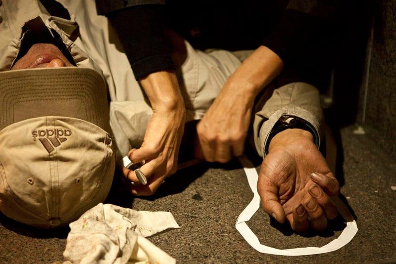 Illustration for article titled Művészek tiltakoznak a hajléktalanság kriminalizálása ellen