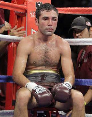 Illustration for article titled Oscar De La Hoya Admits He Was A Suicidal, Coke-Snorting, Boozing Philanderer But He's All Better Now