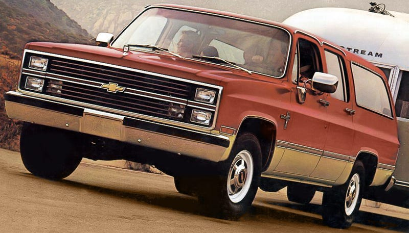 How The 1986 Chevy Suburban Was Better Than The Current One