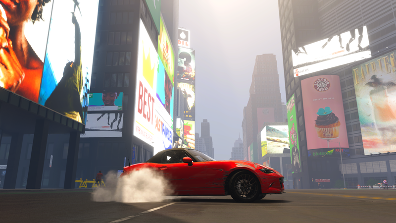 Doing donuts in Time Square to earn extra followers feels like a good distillation what The Crew 2 is all about.