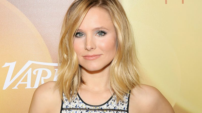 Illustration for article titled Kristen Bell Calls for Boycott of Mags That Run Pics of Celebrity Kids