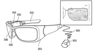 ¿Prepara Microsoft un rival para Google Glass?