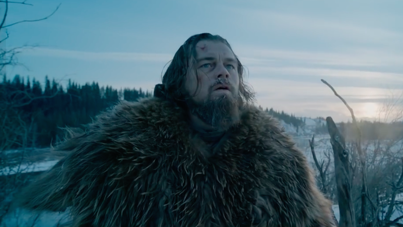 Illustration for article titled Leonardo DiCaprio Does Not Deserve An Oscar for The Revenant.Come On.