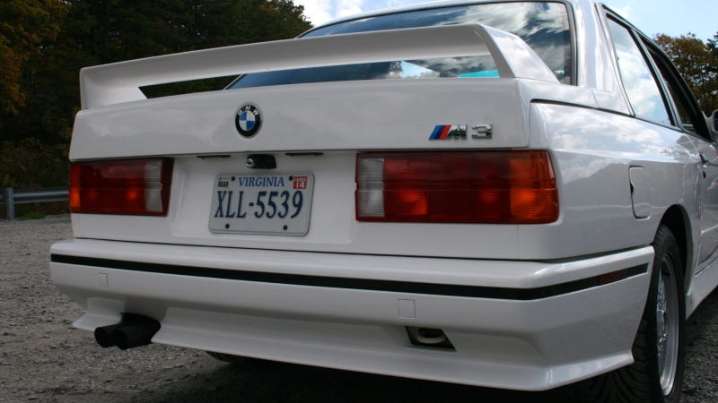 1988 Bmw M3 The Jalopnik Classic Review