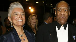 Camille Cosby and her husband, Bill CosbyKevin Winter/Getty Images for NAACP