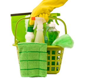 Illustration for article titled Make a Non-Toxic Cleaning Kit