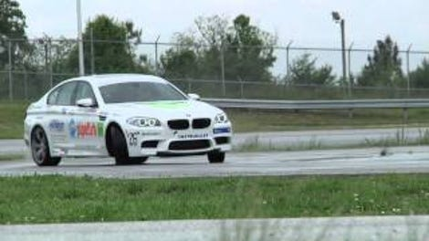 Bmw Invented Mid Drift Refueling Just To Reclaim Its Record For