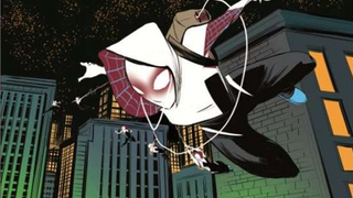 """Illustration for article titled Spider-Gwen's NewComic Confirms Not Everything Is """"All-New"""" For Marvel"""