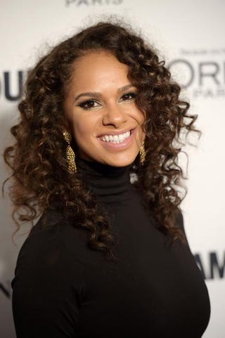 Misty Copeland attends 2015 Glamour Women of the Year Awards at Carnegie Hall in New York City on Nov. 9, 2015.Dimitrios Kambouris/Getty Images