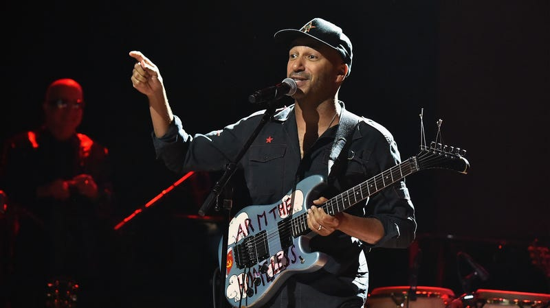 Illustration for article titled Tom Morello announces new solo album featuring Big Boi and RZA