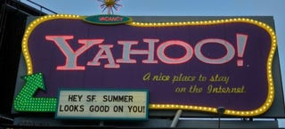 Illustration for article titled The NSA Was Going to Fine Yahoo $250K a Day If It Didn't Join PRISM