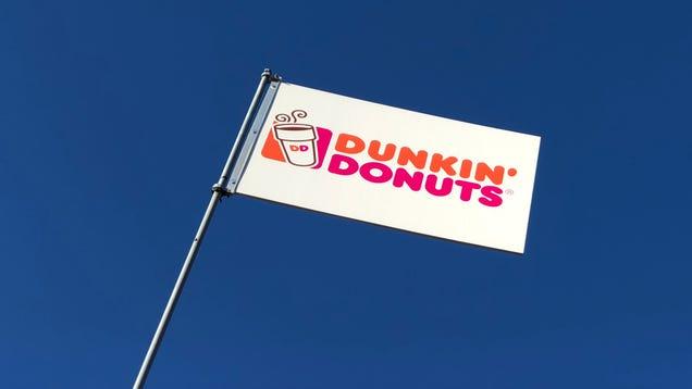 Maybe Free Dunkin  Donuts Coffee Will Fix It