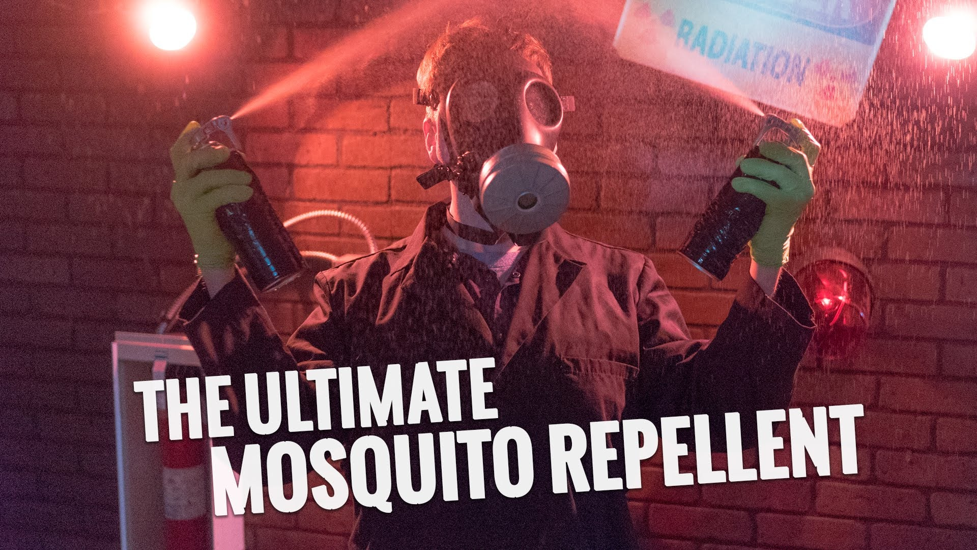 Make an Effective DIY Mosquito Repellent With Lemon Eucalyptus Oil