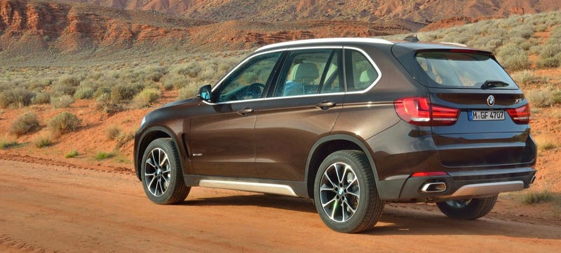 Illustration for article titled BMW Should Make A Bigger X5, Call It The X7 And Be Done With It