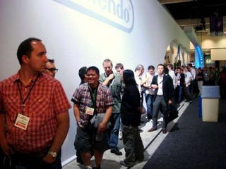 Illustration for article titled This is Why You Didn't Get to Play with the 3DS at E3