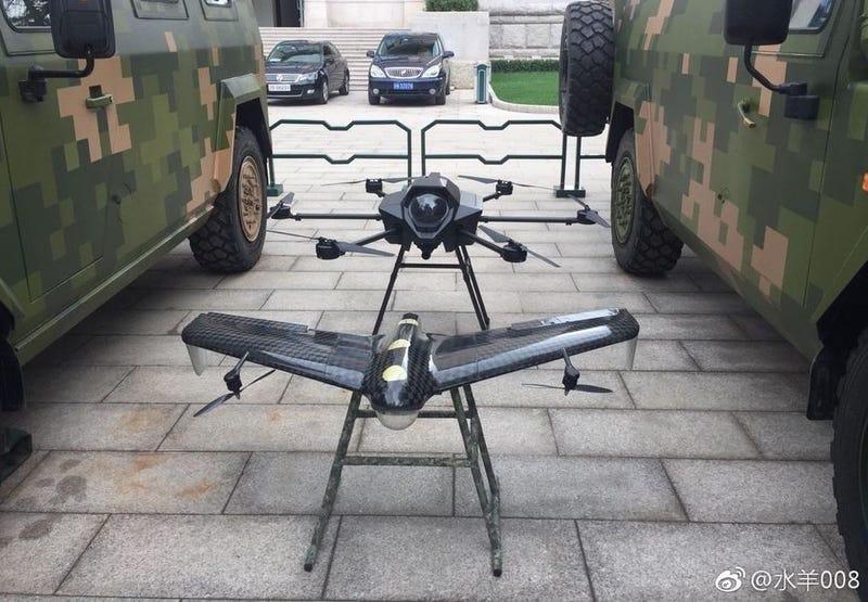Foto: Oedo Soldier (Weibo vía Popular Science).