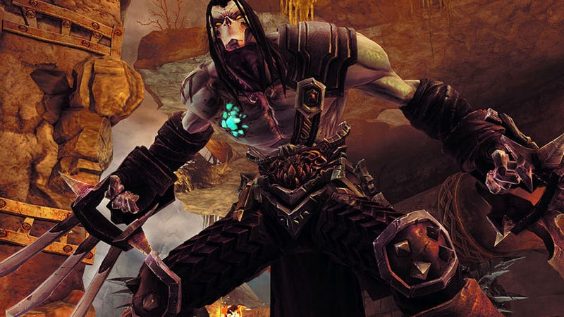 Illustration for article titled In the Official Darksiders Novel Tie-In the Hero's Journey Doesn't Just Symbolize Death