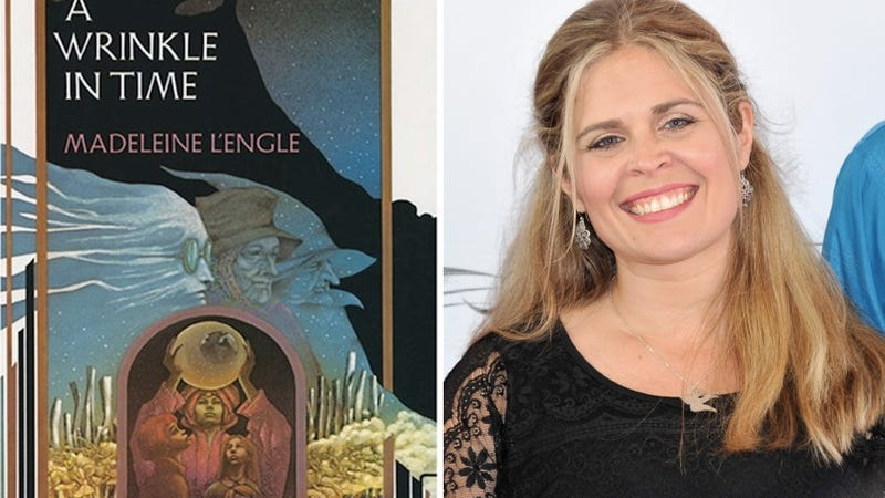 Illustration for article titled Hell Yes: The Director of Frozen Is Adapting A Wrinkle in Time