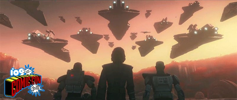 Clone Wars Is Back to Finish What It Started [UPDATED]