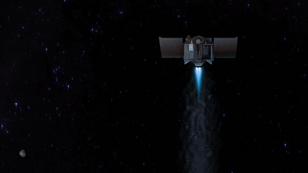 Goodbye, Asteroid Bennu, It s Been Real
