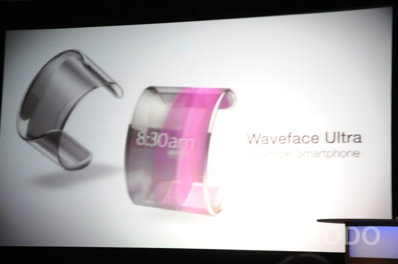 """Illustration for article titled Asus Has Seen the Future, and It Is Called """"Waveface"""""""