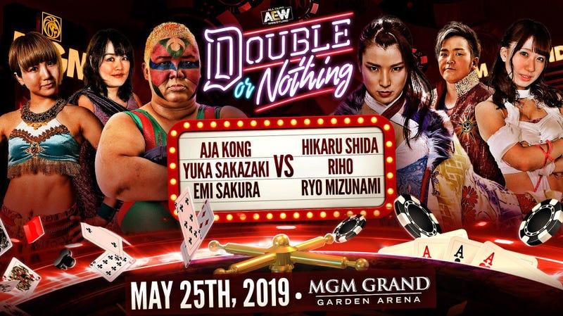 38f72fcba819b3 AEW Is Bringing Joshi Women's Wrestling To The American Mainstream