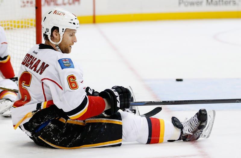 Illustration for article titled The NHL Is Afraid Of Dennis Wideman's Defense