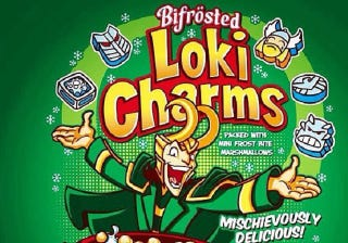 Illustration for article titled These Avengers Cereals Are Part of a Marvelous Breakfast