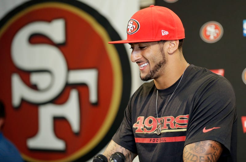 """Illustration for article titled Colin Kaepernick's """"$126 Million Contract"""" Is Remarkably Team-Friendly"""